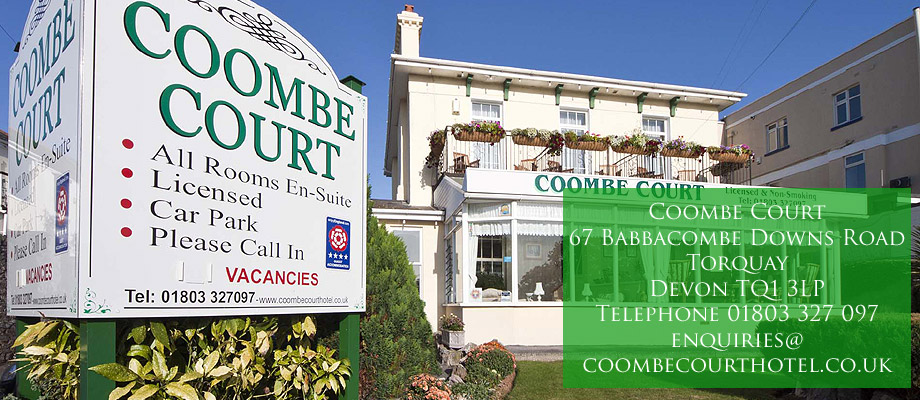 Coombe Court Babbacombe